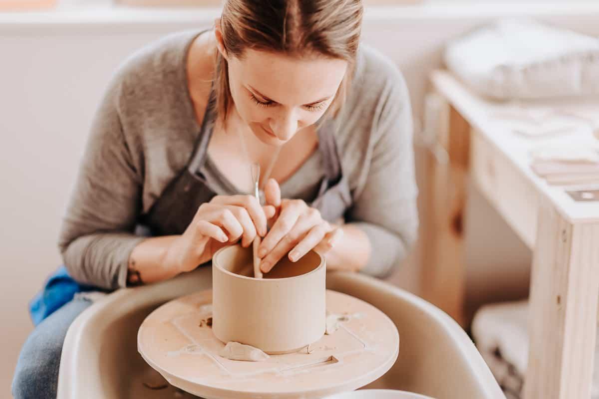 branding photo shoot auckland pottery storytelling commercial brand shots